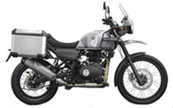 Rent Royal Enfield Standard in kashmir