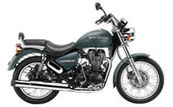 Rent a Royal Enfield Thunderbird in Kashmir